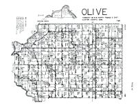 Olive Township, Clinton County 1960